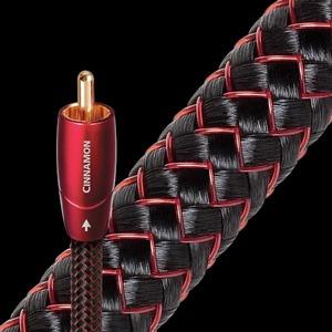 Кабель коаксиальный RCA - RCA Audioquest Cinnamon Coaxial Digital 5.0m
