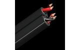 Кабель акустический Bi-Wire Audioquest Rocket 11 PVC Black
