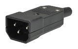 Разъем IEC C14 Kaiser GST749
