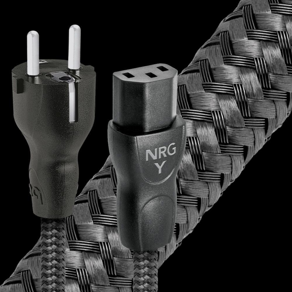 Кабель силовой Schuko - IEC C13 Audioquest NRG-Y3eu (IEC C13) 2.0m