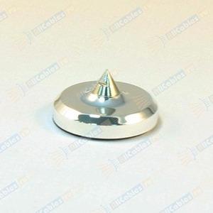 Шипы для аудиотехники Perfect Sound 80 530 Spikes Silver 30mm
