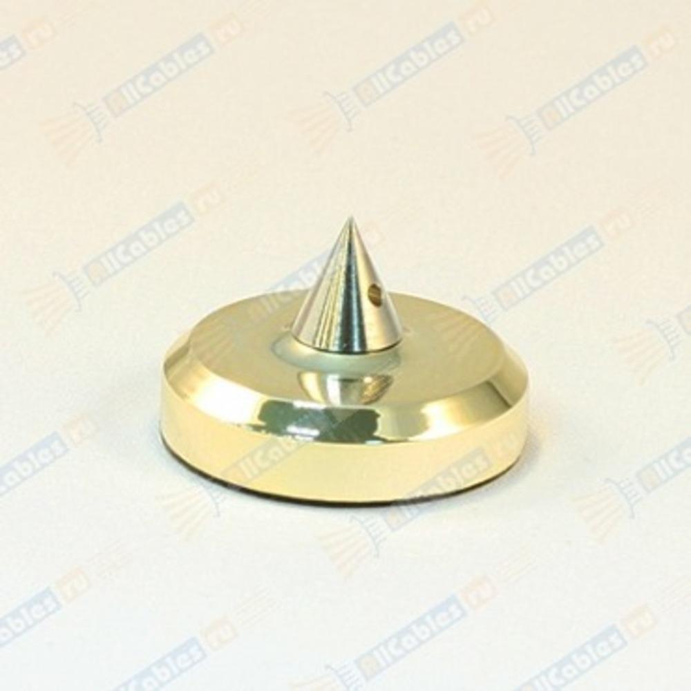 Шипы для аудиотехники Perfect Sound 80 332 Spikes Gold 36mm