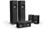Комплект колонок Jamo S 805 HCS Black