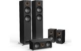 Комплект колонок Jamo S 807 HCS Black