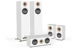 Комплект колонок Jamo S 805 HCS White