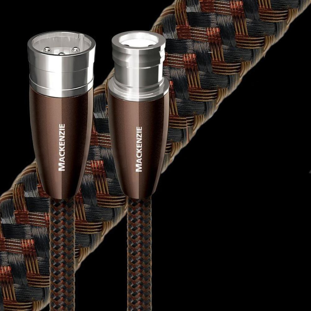 Кабель аудио 2xXLR - 2xXLR Audioquest Mackenzie 2XLR-2XLR 4.0m