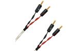 Акустический кабель Single-Wire Banana - Banana WireWorld Solstice 8 Banana Single-Wire 2.5m