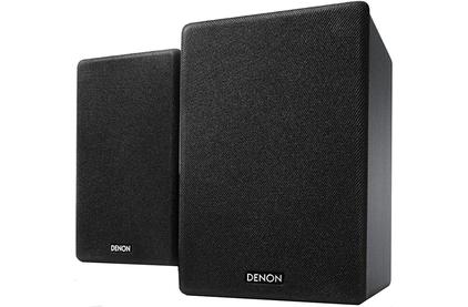 Колонка полочная Denon SC-N10 Black