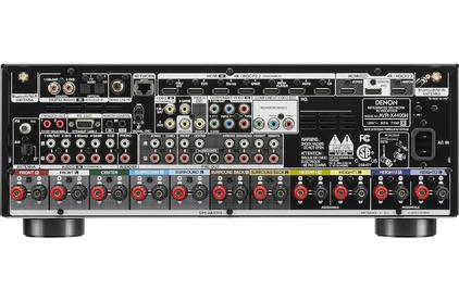 AV-Ресивер Denon AVR-X4400H Black
