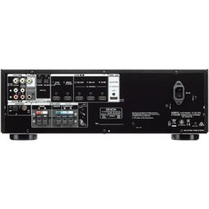 AV-Ресивер Denon AVR-X250BT Black