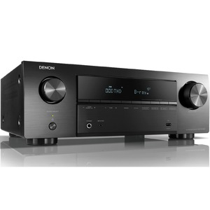 AV-Ресивер Denon AVR-X550BT Black