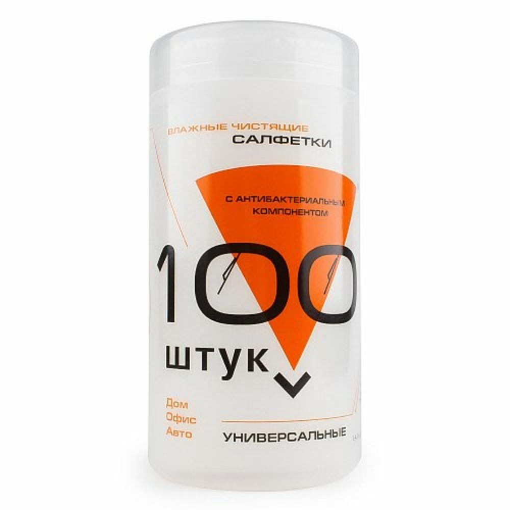 Универсальные влажные салфетки Konoos KBU-100