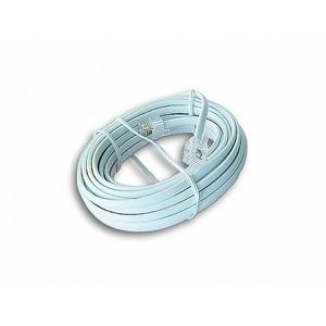 Кабель телефонный патч-корд Cablexpert TC6P4C-3M 3.0m