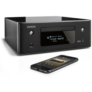 CD-ресивер Denon RCD-N10 Black
