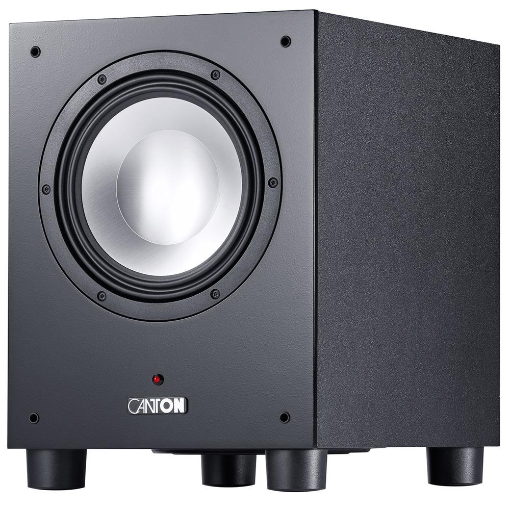 Сабвуфер CANTON Sub 8.4 Black