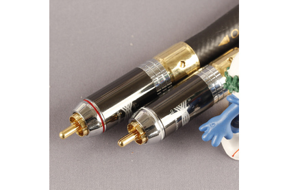 Кабель аудио 2xRCA - 2xRCA Tchernov Cable Reference IC RCA 2.65m