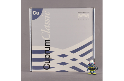 Кабель аудио 2xRCA - 2xRCA Tchernov Cable Classic IC RCA 1.0m