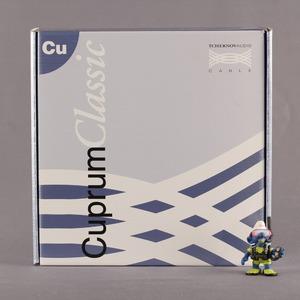 Кабель аудио 2xRCA - 2xRCA Tchernov Cable Classic IC RCA 2.65m