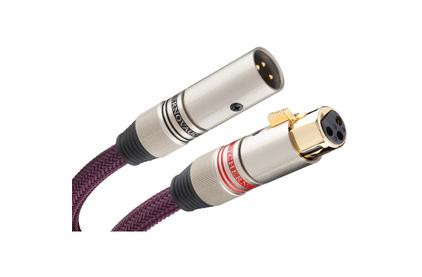 Кабель аудио 2xXLR - 2xXLR Tchernov Cable Classic IC XLR 1.0m