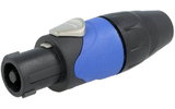 Разъем SpeakON 4-Pin AMPHENOL SP4F