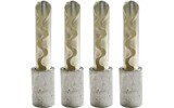 Разъем Банана Audioquest Crimp BFA/Banana Silver (Set of 4)