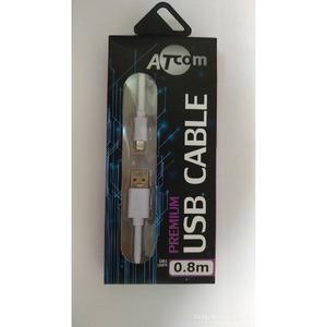 Кабель USB 2.0 Тип A - B micro Atcom AT9074 0.8m