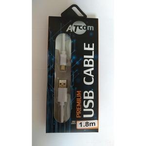 Кабель USB 2.0 Тип A - B 5pin mini Atcom AT3740 1.8m