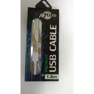 Кабель USB 3.1 Тип C - USB 2.0 Тип A Atcom AT6256 1.8m