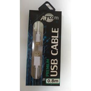 Кабель USB 3.1 Тип C - USB 2.0 Тип A Atcom AT2774 0.8m