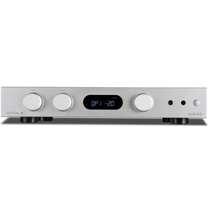 Усилитель интегральный Audiolab 6000A Silver