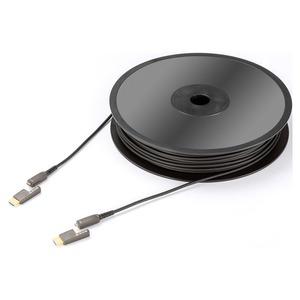 Кабель HDMI - HDMI оптоволоконный Eagle Cable 3132431020 Profi Micro HDMI 2.0a Optical Fiber 20.0m