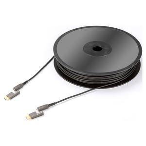 Кабель HDMI - HDMI оптоволоконный Eagle Cable 3132431030 Profi Micro HDMI 2.0a Optical Fiber 30.0m