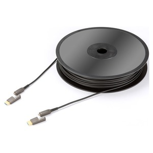 Кабель HDMI - HDMI оптоволоконный Eagle Cable 3132431070 Profi Micro HDMI 2.0a Optical Fiber 70.0m