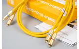 Кабель аудио 2xRCA - 2xRCA Van Den Hul D-102 III Hybrid (3T) RCA 1.0m