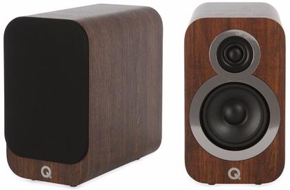 Колонка полочная Q Acoustics Q3010i English Walnut