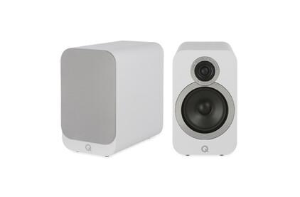 Колонка полочная Q Acoustics Q3020i Arctic White