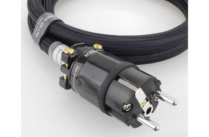 Кабель силовой Schuko - IEC C13 Furutech Absolute Power-15Plus (R) 1.5m