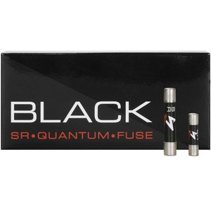 Предохранитель SLOW 20mm Synergistic Research BLACK Fuse Slo-Blow 1A (5x20mm)