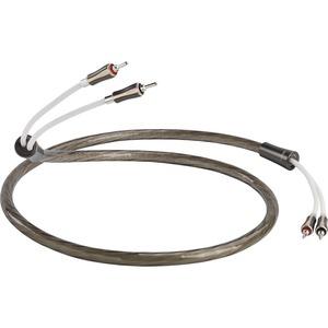 Акустический кабель Single-Wire Banana - Banana QED (QE0002) Supremus Airloc banana 2.0m
