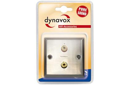 Розетка акустическая DYNAVOX Настенная консоль (205098)