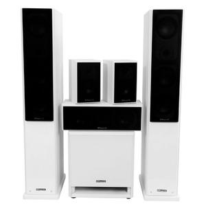 Комплект колонок MT Power 89509028 Elegance-2 Set-5.1 White (Black grills)