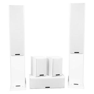 Комплект колонок MT Power 89509034 Elegance-2 Set-5.0 White (White grills)