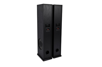 Колонка напольная MT Power 89509010 Elegance-2 Front Black (Black grills)