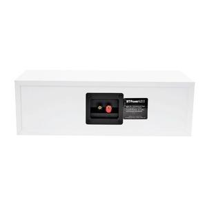 Центральный канал MT Power 89509026 Performance XL Center White (Black grills)