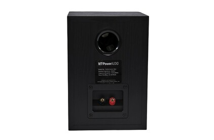 Колонка полочная MT Power 89509018 Performance Rear Black (Black grills)
