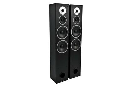 Колонка напольная MT Power 89509022 Performance XL Front Black (Black grills)