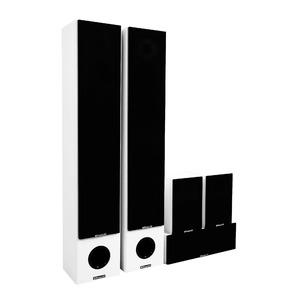 Комплект колонок MT Power 89509042 Performance XL Set-5.0 White (Black grills)