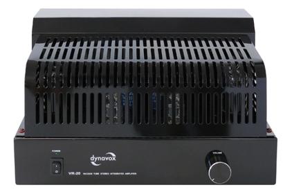 Усилитель интегральный DYNAVOX VR-20 Black (204917)