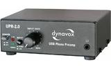 Фонокорректор MM/MC DYNAVOX UPR-2.0 Black (204925)