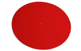 Слипмат Rega Turntable Felt Mat Red